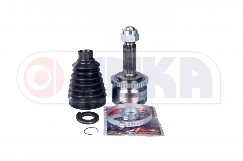 C.V.JOINT OUTER   (HYUNDAI:İ20 1.2 BNZ WITH ABS ABS 48 DİŞ 08=> )