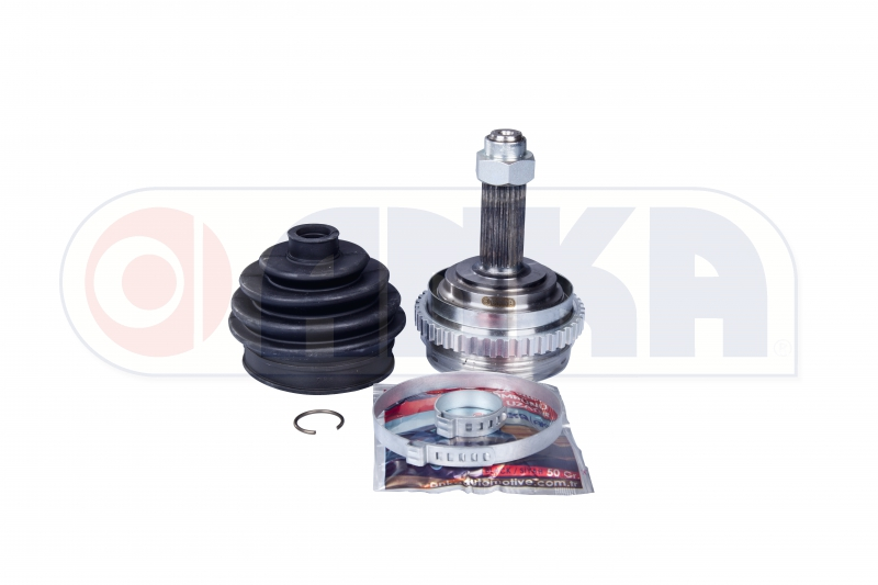 C.V.JOINT OUTER    (LADA:KALINA 1.4 16V-1.6 16V 04=>-PRIORA 1.6 08=> WITH  ABS)
