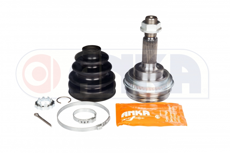 C.V.JOINT OUTER (TOYOTA:COROLLA 1.6 (AE101) WITH ABS 48 TEETH 92=>97)