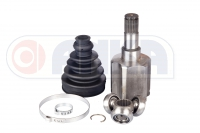 AKS KAFASI İÇ SET SOL (FORD:TRANSİT CONNECT 90 HP 02=>  )