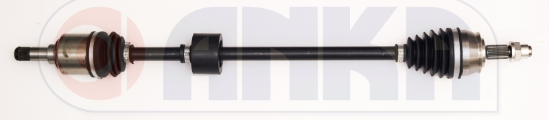 DRIVESHAFT RIGHT(FIAT:LINEA (323) 1.4 FİRE 07=> 884MM)