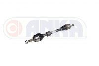 DRIVE SHAFT LEFT  1.5 DCİ 6 GEAR . 2015=> NEW