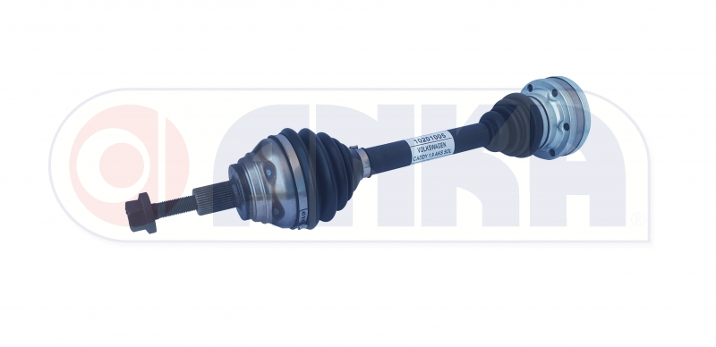 DRIVESHAFT LEFT (VW:CADDY III 1.9 TDI (04-10)