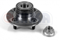 WHEEL HUB REAR 4 LUG NUT (HYUNDAI:ACCENT 1.3-1.5-1.6-1.5 CRDİ 00=>06)