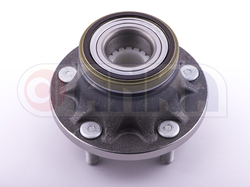 WHEEL HUB REAR WITH ABS