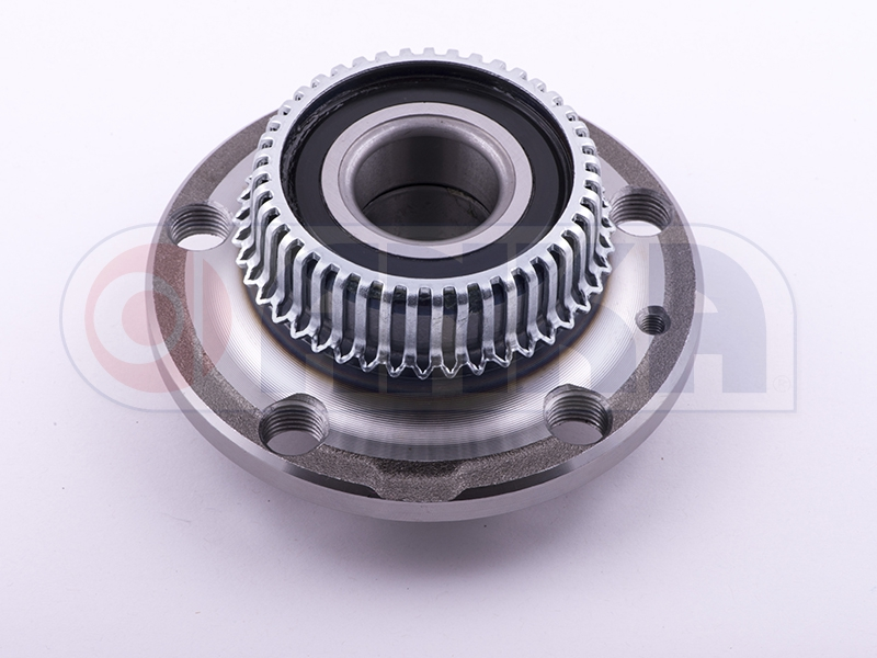 WHEEL HUB REAR WITH BEARING (ABS) (GOLF IV-BORA-OCTAVİA-TOLEDO II-LEON-TT-A3)