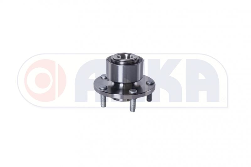 WHEELL HUB FRONT (WITH NUT)  FORD FOCUS II-C-MAX 1.6-1.8-2.0-1.6 TDCI-1.8TDCI-2.0 TDCI 04=>12